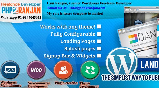 wordpress freelance developer hyderabad